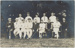 Postcard, Wyndham Cricket Team 1907; Unknown photographer; 1907; WY.1994.10.43