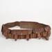 Belt, South African War Bandolier 50 Round; Unknown manufacturer; 1897; WY.1993.75.1