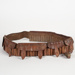Belt, South African War Bandolier 50 Round; Unknown manufacturer; 1897; WY.1993.75.1