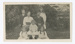 Postcard, Robert Hunter and Family; Unknown photographer; 1923 ; WY.0000.1325