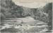 Postcard, Mimihau River at Munro's Bush; Unknown; 1910-1920; WY.0000.1375