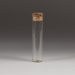 Vial, Glass with Cork; Unknown manufacturer; 1910-1920; WY.0000.360