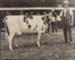 Framed Photograph, Allandale Trixie; Clayton; 1924; WY.1991.126