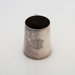 Christening Mug, Silver Plated; Württembergische Metallwarenfabrik; 1895-1903; WY.0000.1048