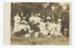 Postcard, Marshalls Picnic; Unknown photographer; 1910-1920; WY.0000.1234