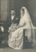 Photograph, Drysdale-Barrowman Wedding; Mora Studio; 1871; WY.2009.09.9