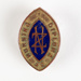 Badge, New Zealand Diploma of Nursing Badge; Unknown manufacturer; 1946; WY.1988.3.3.2