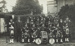 Photograph, Wyndham Pipe Band 1920s; Unknown photographer; 1920-1930; WY.2000.42