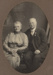 Framed Photograph, Thomas & Clara Lobb; Campbell Photo, Invercargill. N,Z.; 1920-1925; WY.2007.31.1