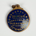 Badge, Dardanelles Souvenir Badge 1915; Moller & Sons, Dunedin; 1915; WY.2000.12.4.6