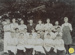 Photograph, Edendale Dairy Factory Staff 1909; Alma Studio, Invercargill; 1909; WY.2001.3.3