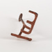 Branding Iron, Letter E; Unknown manufacturer; Unknown; WY.0000.715