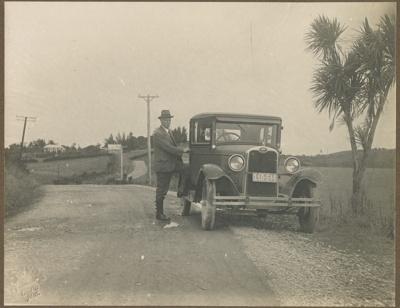 Photograph, Dr.James Henderson Baird. ; Clayton; 1932