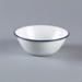 Bowl, Enamelware; Bumper Harvest; 1950-1960; WY.2003.11.55