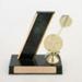 Trophy, Edendale Dart Club Consolation Runner Up ; Unknown manufacturer; 1996; WY.2008.19.23