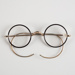 Spectacles, Horn Rimmed; Unknown; 1920-1930; WY.2000.12.3.2