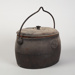 Lidded Pot, Cast Iron 3 Gallon; Kenrick, Archibald & Sons; 1890-1920; WY.0000.766
