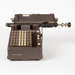 Adding Machine, Burroughs; Burroughs Adding Machine Company; 1930-1970; WY.2001.4.1