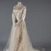 Dress, Margaret Stewart Wedding; Unknown maker; 1958; WY.2009.19.1