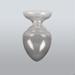 Bottle, Glass Amphora; Unknown manufacturer; 1910-1920; WY.1996.59.35