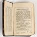 Diary, Gordon Sutherland Diary 1929; 1929; WY.2009.9.54