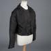 Blouse, Black Silk Beaded; Unknown maker; 1910-1920; WY.1990.37.2