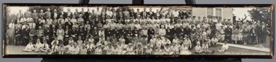 Photograph, Framed Redan School 75th Anniversary; Phillips, E.A; 23.01.1960; WY.0000.662