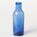 Bottle, Blue Wide Mouthed; Unknown manufacturer; 1910-1920; WY.0000.370