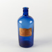 Bottle, Syr. Fo. Phos. a Quin.etStrych; Unknown manufacturer; Unknown; WY.1996.59.56