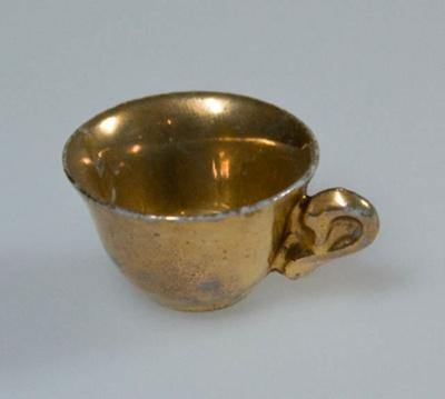 Miniature cup; XHH.2774.54.3