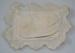 Miniature tray cloth; XHH.2774.53