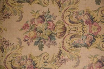 Miniature carpet; XHH.2774.27