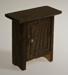 Miniature bedside cabinet; XHH.2774.14