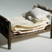 Miniature bed; XHH.2774.17