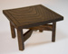 Miniature table; XHH.2774.59.2