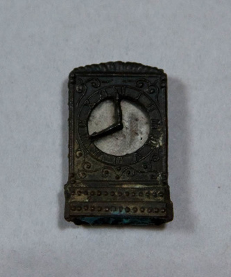 Miniature clock; XHH.2774.47.1
