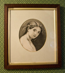 Drawing, Untitled [Ruth Buckland]; Ruth Butler; 1892; XHH.982