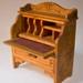Miniature bureau; XHH.2774.36