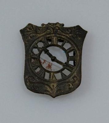 Miniature clock; XHH.2774.47.2