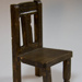 Miniature chair; XHH.2774.59.5