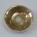 Miniature saucer; XHH.2774.54.4