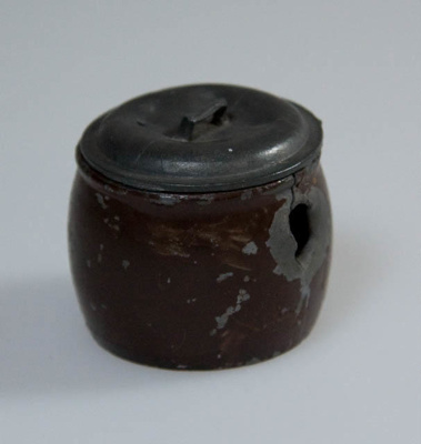 Miniature pot; XHH.22774.66.4
