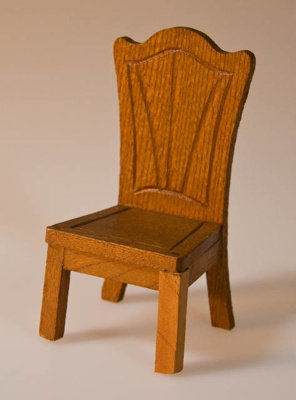 Miniature chair; XHH.2774.38
