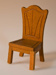 Miniature chair; XHH.2774.38