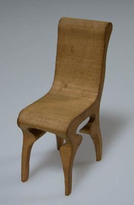 Miniature chair; XHH.2774.42