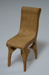 Miniature chair; XHH.2774.42