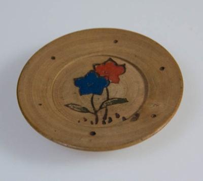 Miniature plate; XHH.2774.61.2