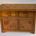 Miniature sideboard; XHH.2774.77