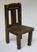 Miniature chair; XHH.2774.59.4