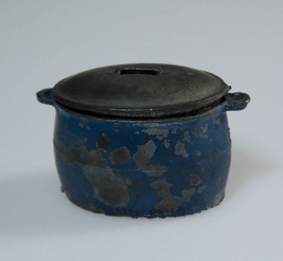 Miniature pot; XHH.2774.66.1